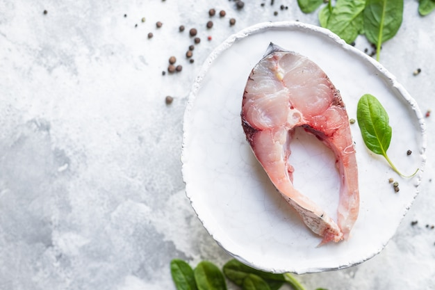 魚白脾髄肉ステーキ銀鯉生シーフード健康食品