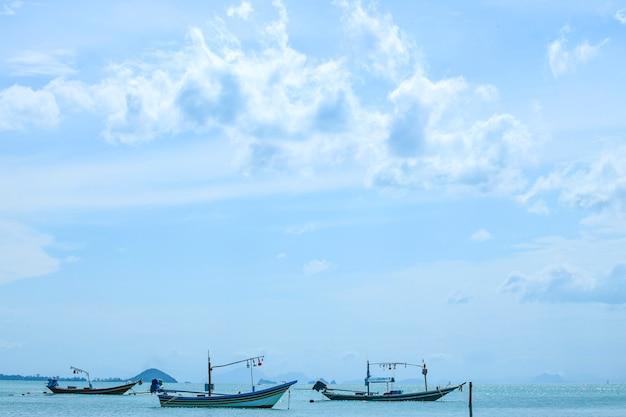 海上釣り船