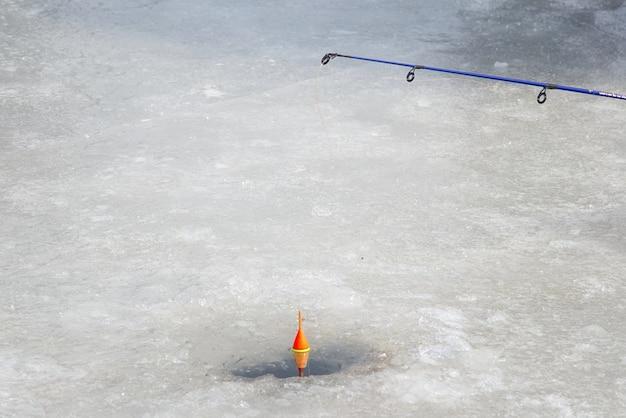 얼음 낚시