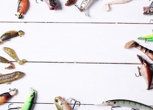 Рыболовные инструменты