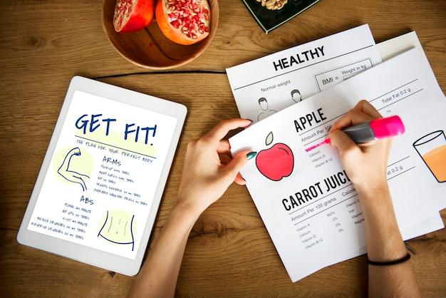 Фитнес body builder challenge