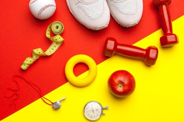 Fitness gym equipment