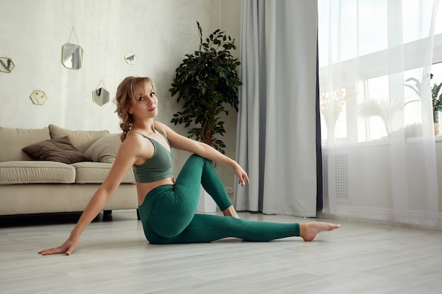 Fitness home