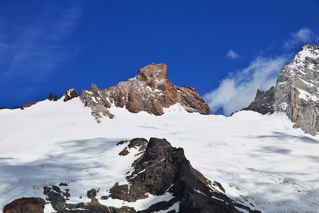 Гора фитц рой, эль-чалтен, патагония, аргентина