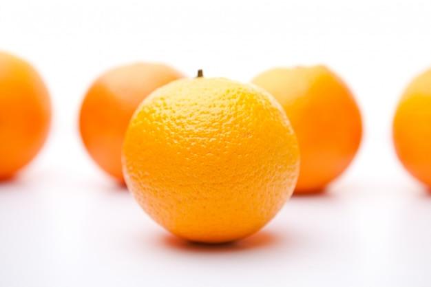 5つのオレンジ