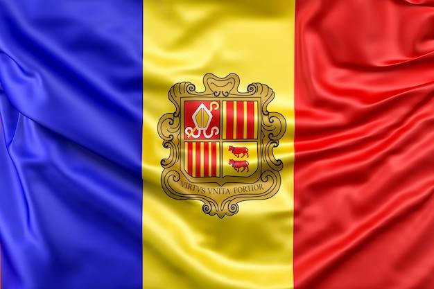 Bandiera di andorra