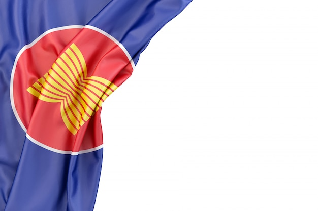Flag of association of southeast asian nations