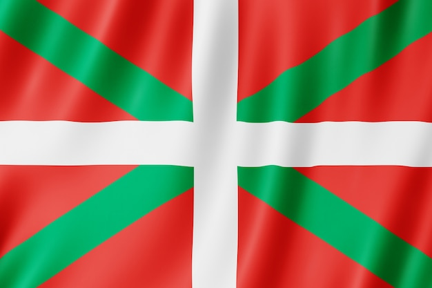 Flag of the basque country