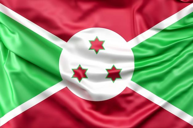 Bandiera del burundi Foto Gratuite
