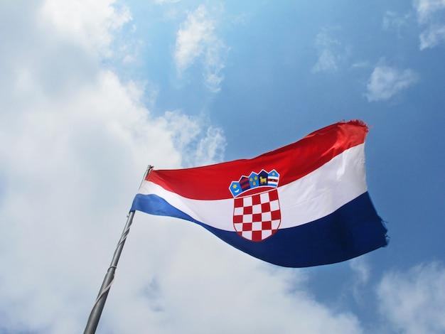 Flag of dubrovnik