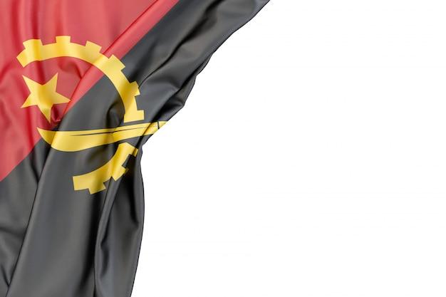 アンゴラの旗