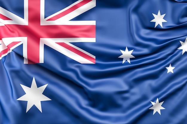 오스트레일리아의 국기