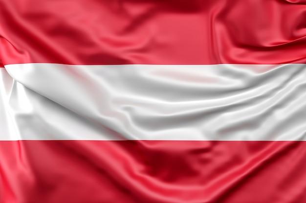 오스트리아의 국기