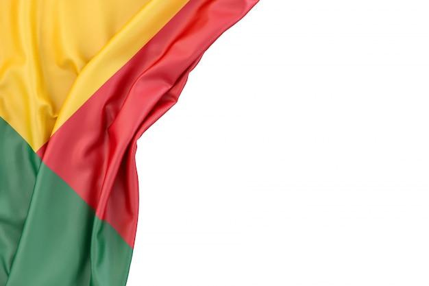ベナンの旗