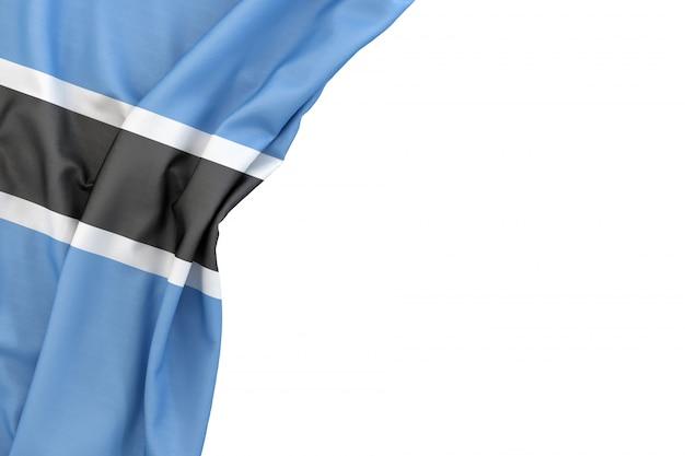 ボツワナの旗