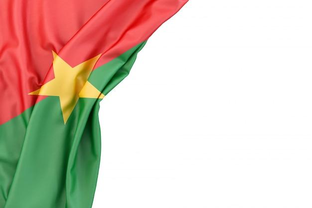 ブルキナファソの旗