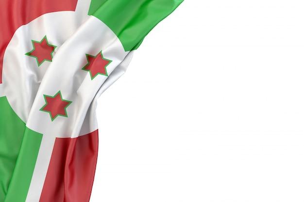 ブルンジの旗