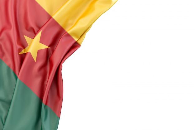 カメルーンの旗