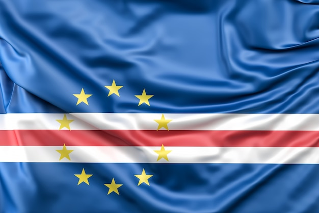 카보 베르데의 국기