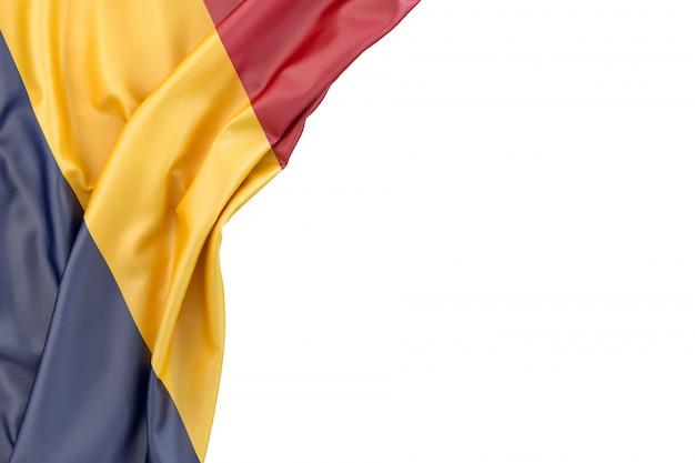 チャドの旗