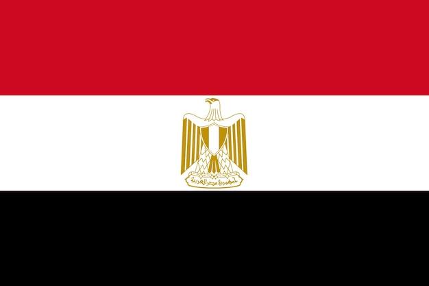 이집트의 국기
