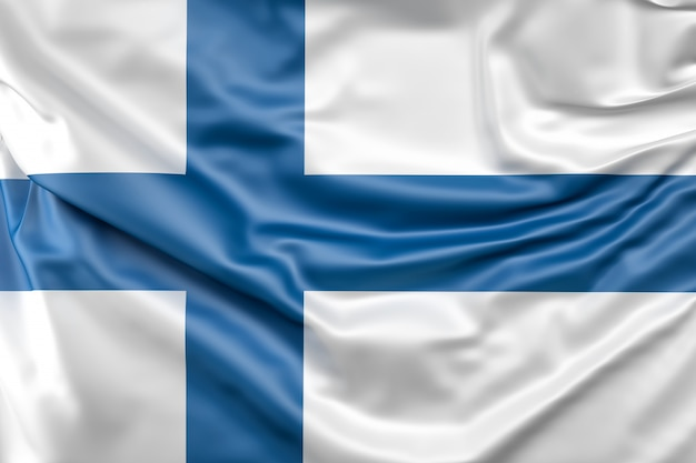 핀란드의 국기