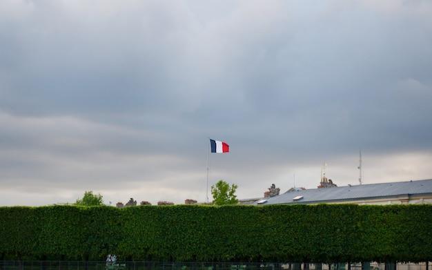 フランスの旗