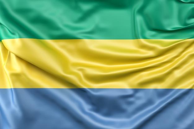 가봉의 국기