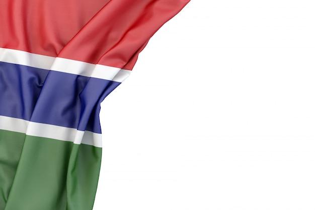 감비아의 국기