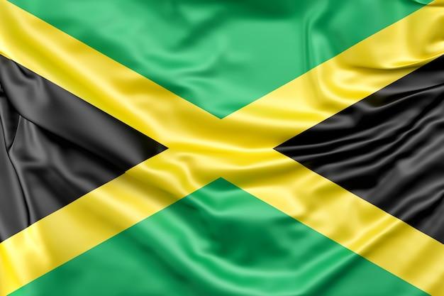 ジャマイカの国旗