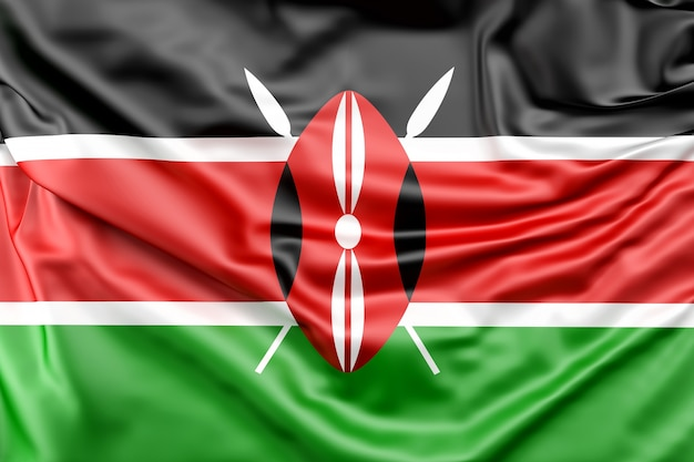 케냐의 국기