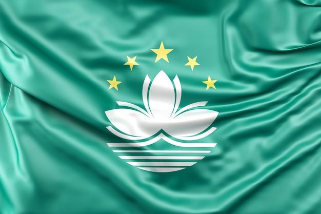 マカオの国旗