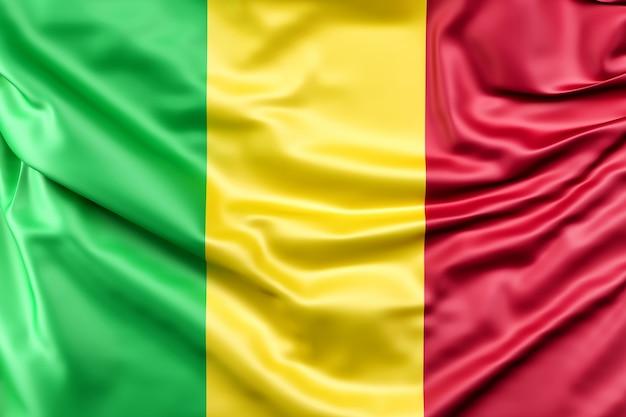 말리의 국기