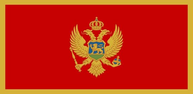몬테네그로의 국기