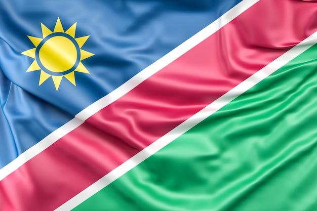 나미비아의 국기