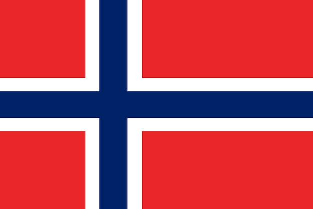 노르웨이의 국기