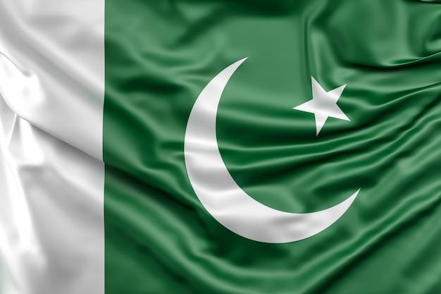 パキスタンの国旗