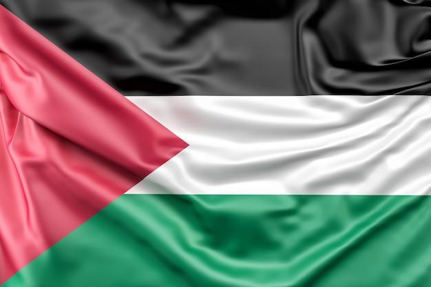 パレスチナの国旗
