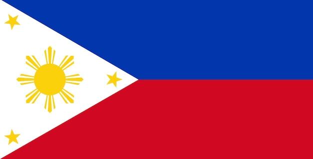 필리핀의 국기