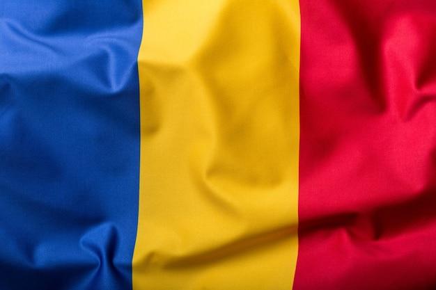 루마니아의 국기, 국가 상징, 파도 깃발.