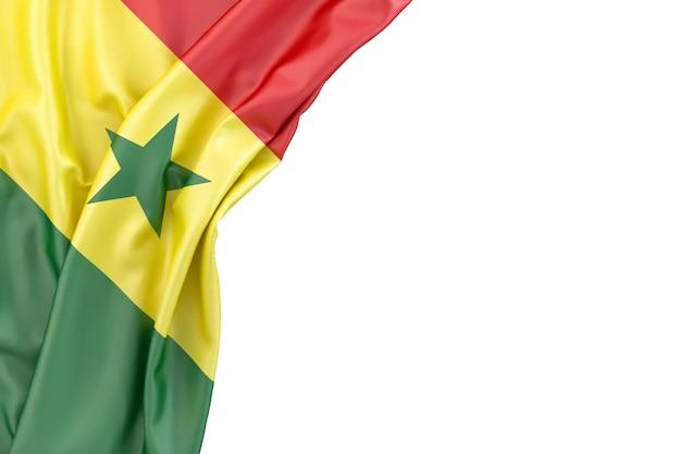 세네갈의 국기