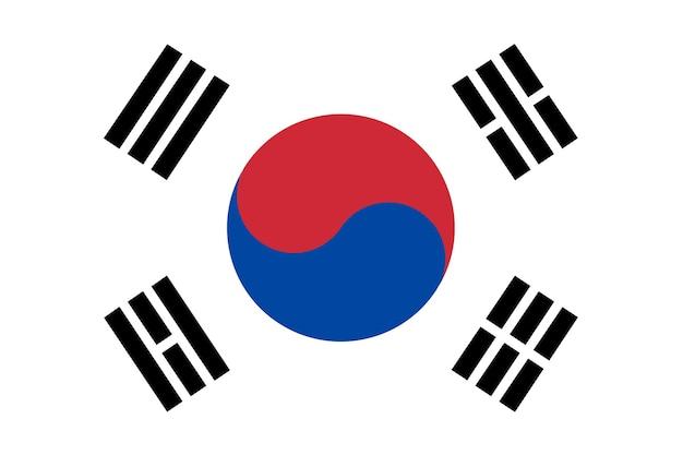대한민국의 국기