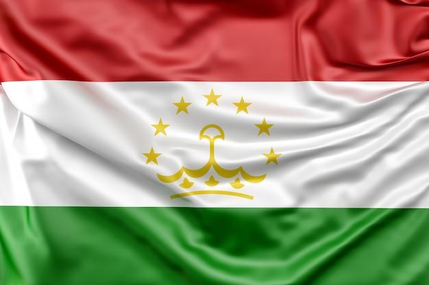 タジキスタンの国旗