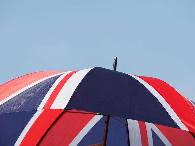 영국(uk)의 국기 일명 유니온 잭 우산