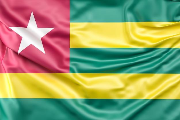 토고의 국기