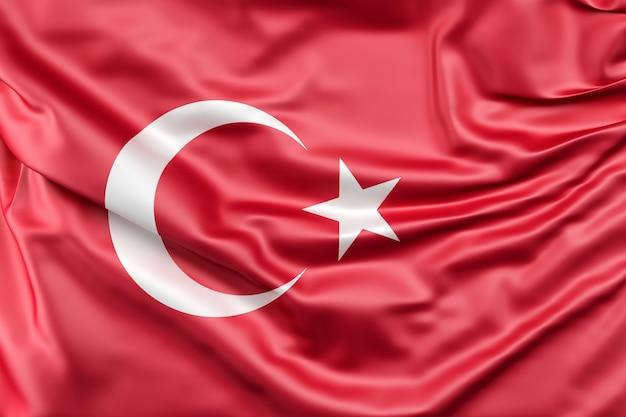 터키의 국기