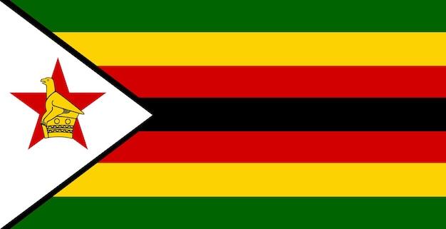 짐바브웨의 국기