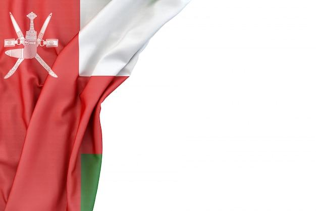Flag of oman