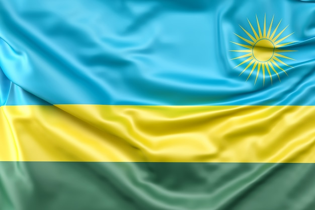 Bandiera del ruanda