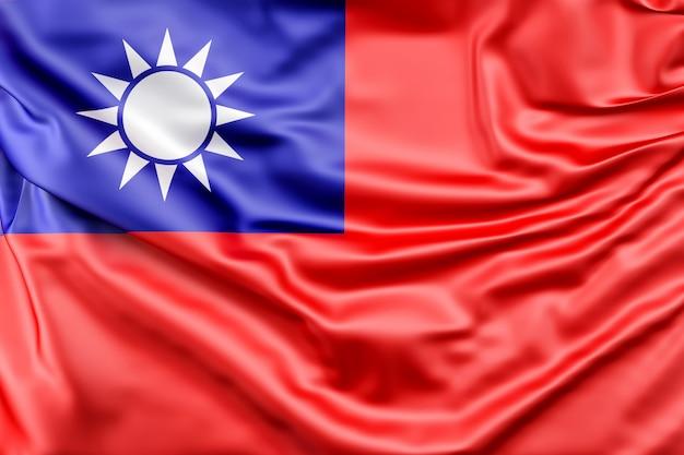 Bandiera di taiwan